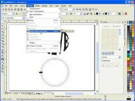 tool pattern corel draw another corel draw tool for creating scroll saw patterns