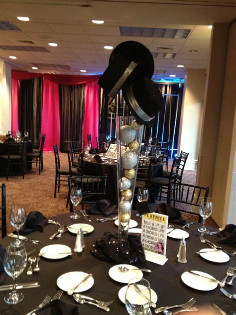 broadway themed decorations 1000 images about broadway themed bat mitzvah on