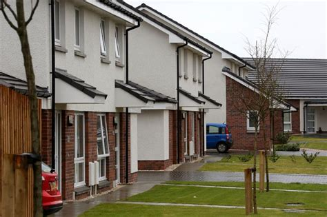 rent to buy council houses investment for south ayrshire council houses outlined with
