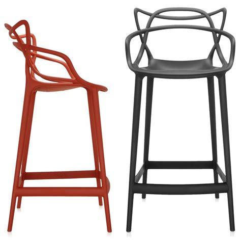 kartell bar stool bar stool masters stool by kartell