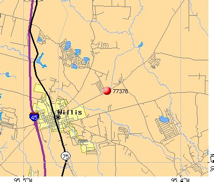 map of willis texas 77378 zip code willis texas profile homes apartments schools population income