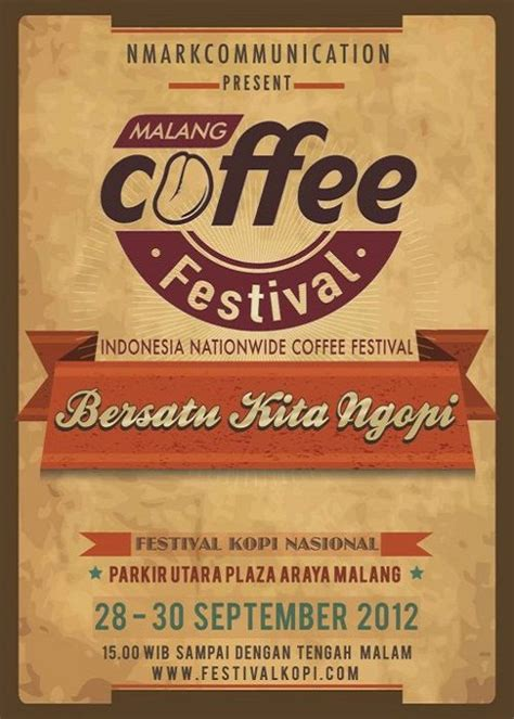 Coffee Malang malang coffee festival malang guidance
