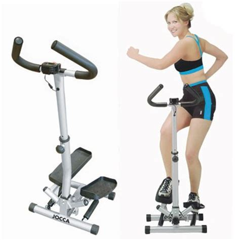 swing exercise machine jo6107 jocca swing stepper exercise equipment health