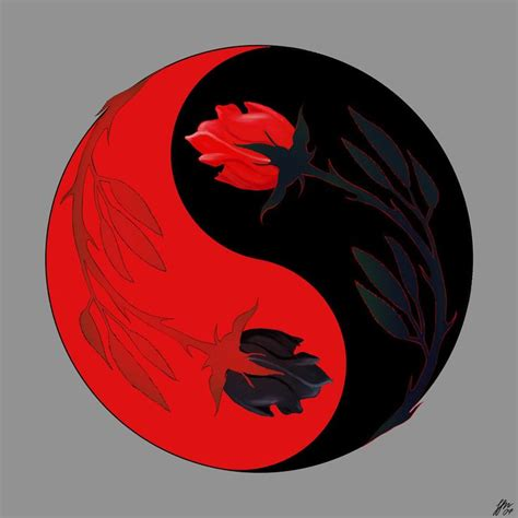 yin yang rose tattoo 178 best images about yin yang on wolves ying