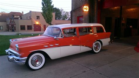 1956 buick station wagon for sale 1956 buick special estate station wagon former flint