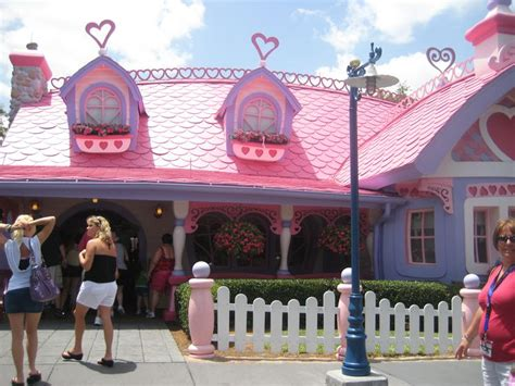 minnie s house disney world minnie s house in disney world disney is a passion pinterest