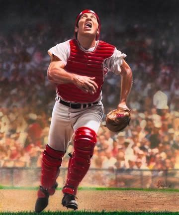 johnny bench baseball player world cincinnati and cincinnati reds on pinterest