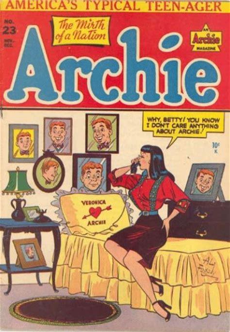 archie vol 1 archie vol 1 23 archie comics wiki