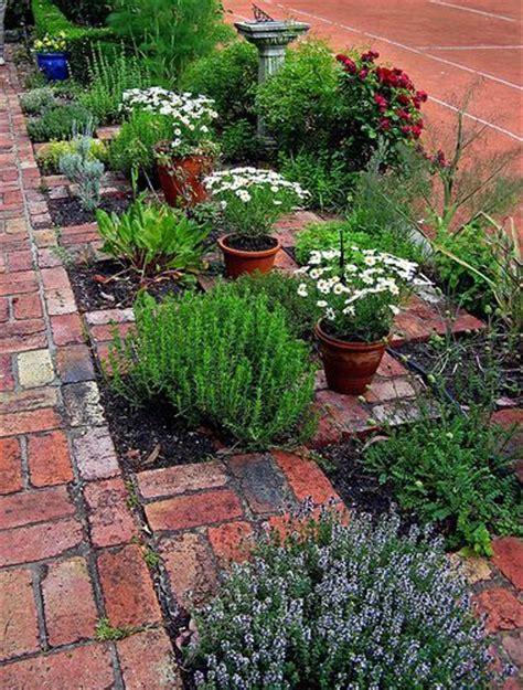 25 best ideas about herb garden design on