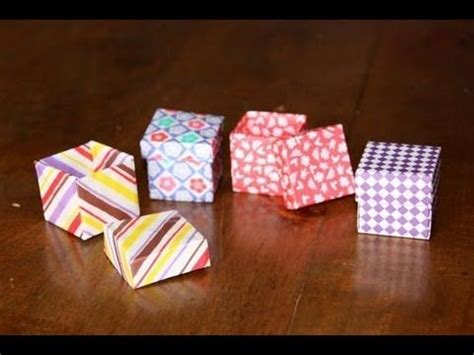 Origami Petal Box - origami petal box 28 images in a petal box m s origami