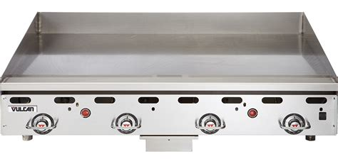 vulcan gas stove pilot light wolf griddles gas and electric griddles from wolf range