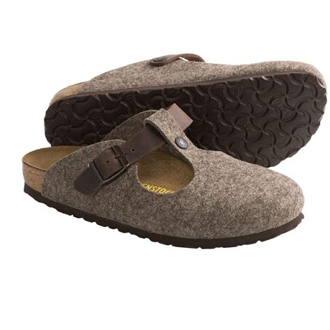 wool clogs for birkenstock bern wool clogs leather for