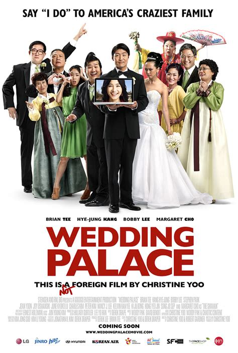 film comedy and the american dream movie review wedding palace and diversity in our media