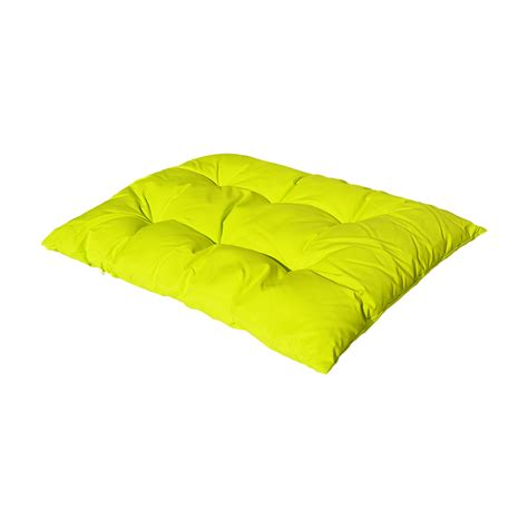 egg chair cushion cover neon yellow soft replacement cushion pillow pad seat cover