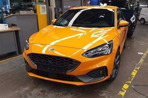 2019 Ford Focus Rs St by 2019 Ford Focus St Photos Surface