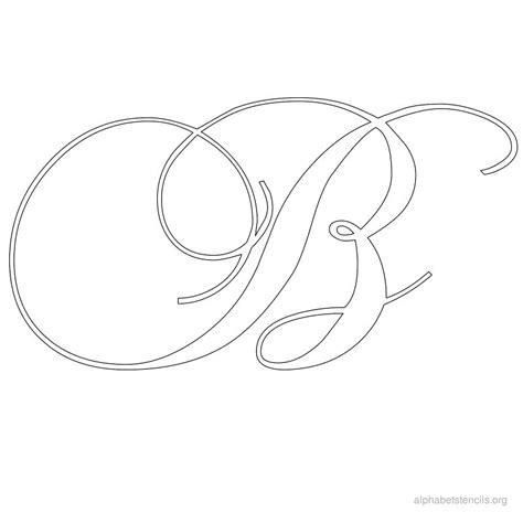 printable calligraphy stencils free printable alphabet stencils a z note to self check