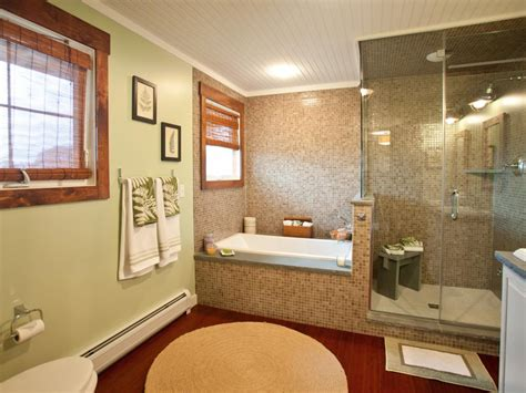 cabin bathrooms elements of design diy