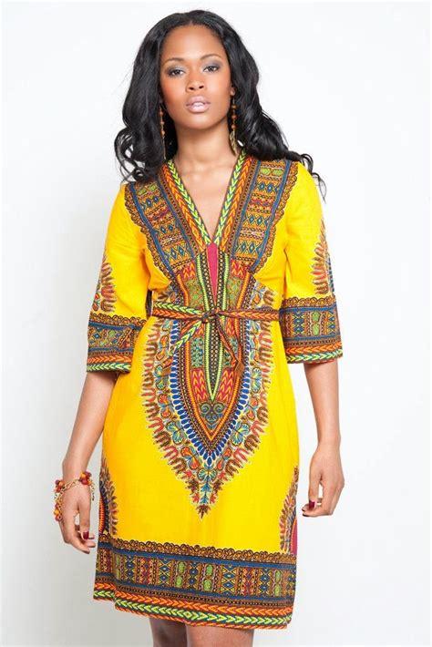Doris Kaftan do you dashiki prints in fashion