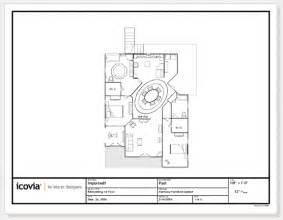 Floor Plan Title Block by Title Block
