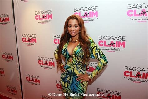 hip hop karlie redd rc attends the atl premiere of baggage claim photos