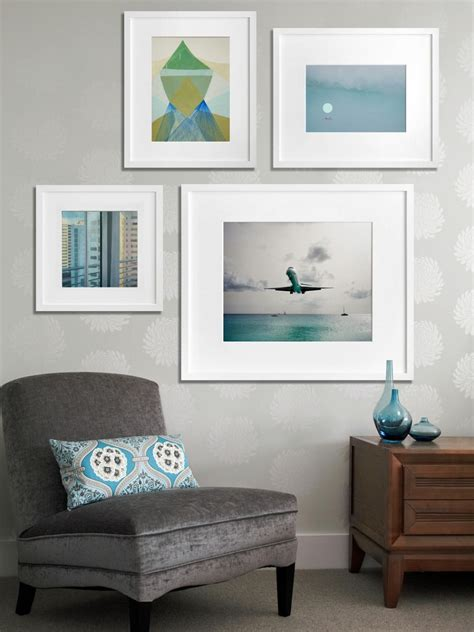 wall gallery how to create an art gallery wall hgtv