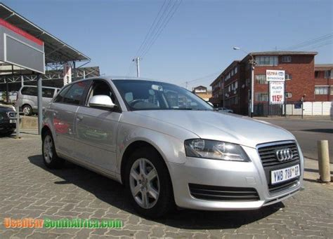 Audi Used Cars South Africa by 2010 Audi A3 Used Car For Sale In Johannesburg City