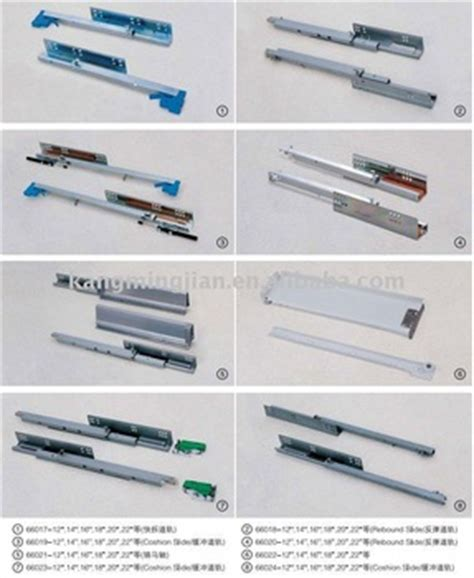 Different Types Of Drawer Slides by High Quality Different Types Of Extensiion
