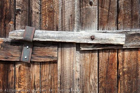 Wooden Latch Rustic Wooden Door Old Barn Door Barn Doors Photography