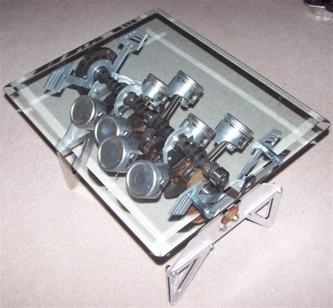 V8 Engine Block Coffee Table V8 Coffee Tables 321 960 5945 Dheld Cfl Rr