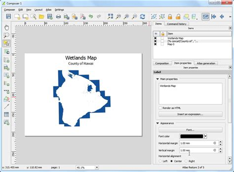 tutorial atlas qgis automating map creation with print composer atlas qgis