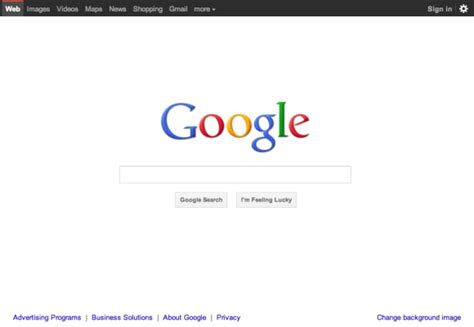 design google page in html google s new interfaces