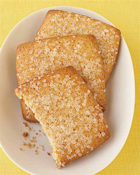 Tea Party Cookie Recipes   Martha Stewart
