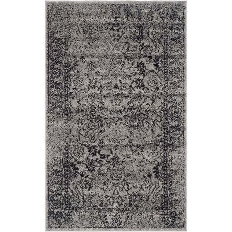3 x4 rug safavieh adirondack grey area rug 4 x 6 adr109b 4