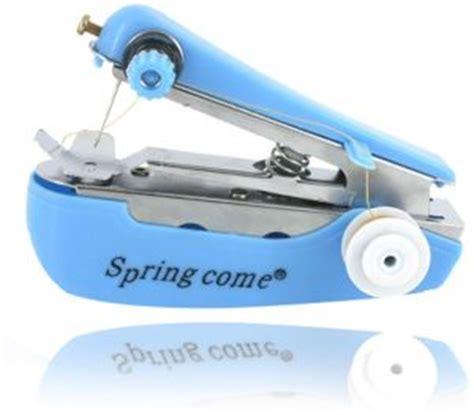 Set Alat Jahit Tambal Pakaian Sobek Jadi Mudah Mc mesin jahit portable mini jahit sendiri pakaian kita yuk harga jual
