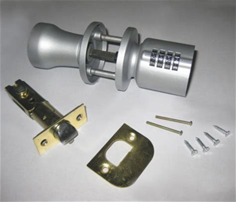 Combination Door Knob Lock by Gsa01 Keyless Combination Door Knob Lock Numeric Ebay
