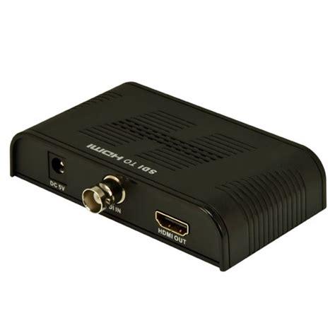 converter hdmi hd sdi to hdmi converter sdi to hdmi adapter