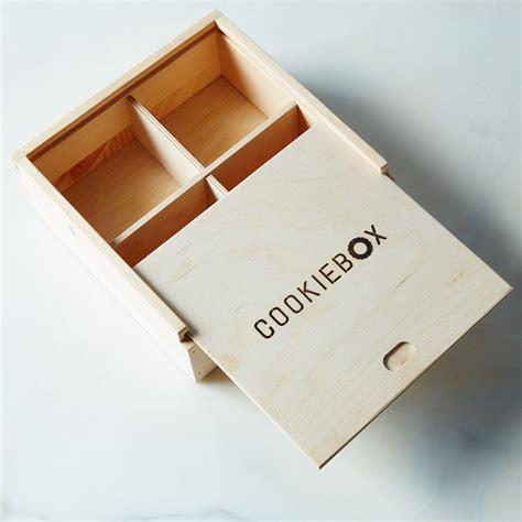 cookie box cookiebox on food52
