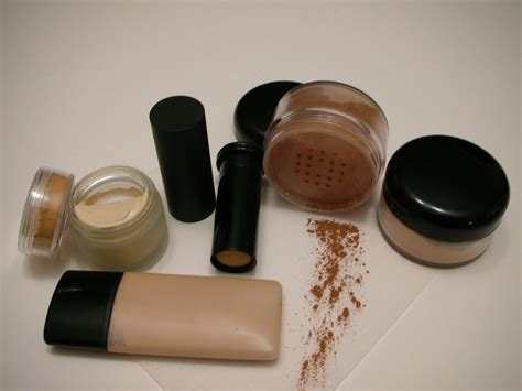 Foundation Make a guide to types of foundation makeup