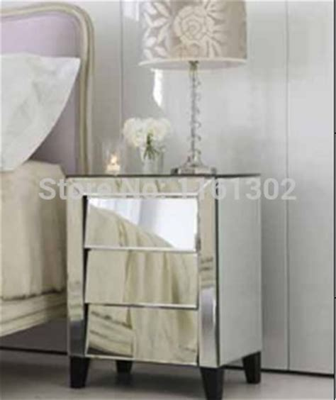 mirrored dresser cheap top from a plain nightstand to a mr 401049 beveled edged mirrored night stand side table