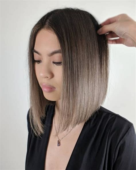 balayage straight hair color ideas