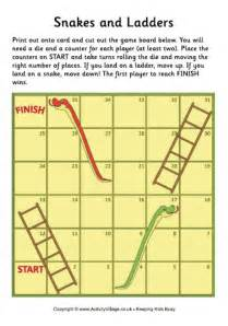 printable snakes and ladders template snake and ladders