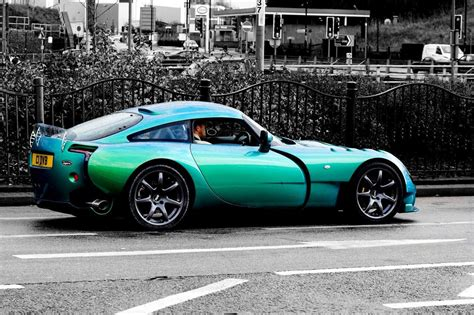 Tvr Automobile Tvr Sagaris Wallpapers Wallpaper Cave
