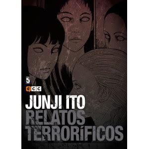junji ito relatos terrorficos 8417176217 omega center madrid comic y manga omega center madrid