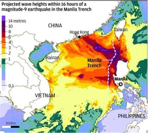 earthquake vietnam director describes possible earthquake tsunami scenarios