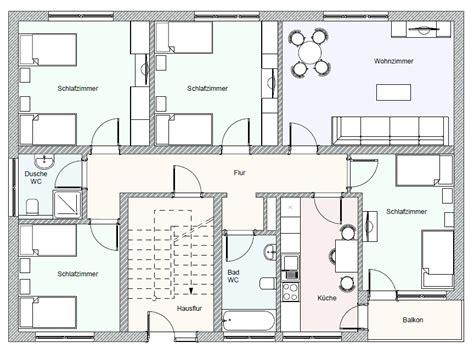 Wohnung 5 Zimmer by Pensionen Mannheim Monteurunterkunft