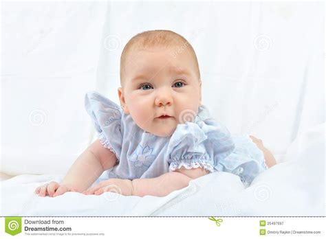 baby 4 months royalty free portrait of the pretty white 4 months baby royalty free stock photography image 25497697