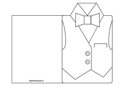 camisa y corbata para colorear tarjeta camisa chaleco escuela pinterest camisas