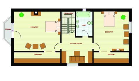 Narrow Lot Modern House Plans by Proiecte De Case Pe Teren Cu Deschidere Mica Case Practice