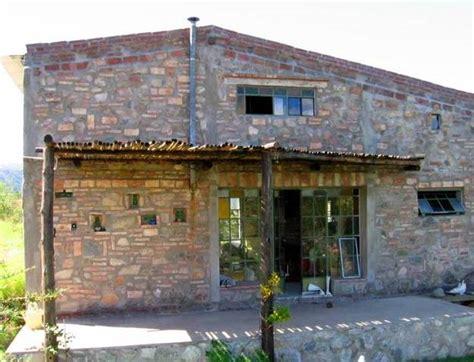 construccion casas de piedra arquitectura de casas casa de piedra y ladrillos en villa