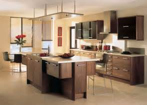 Modern kitchen designs becoming an established fashion the uk